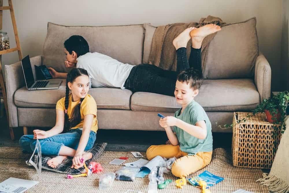 משחקים לילדים בחופשה